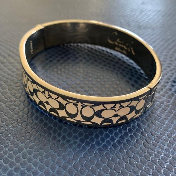 Coach Vintage Bangle Bracelet